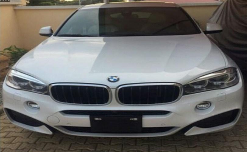 Governor Yari buys an Exotic car as gift for Senator Yerima's Son