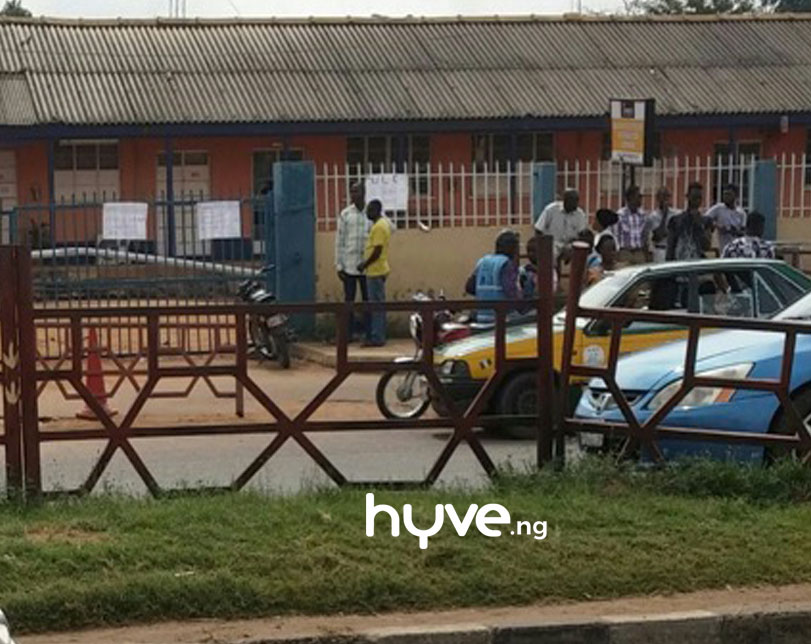 ULC Strike: IBEDC Ilorin locks staff out