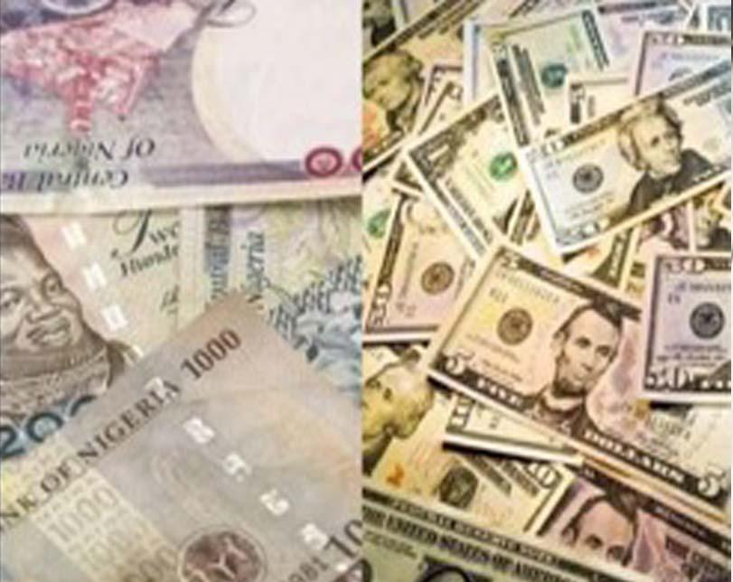 Naira crashes against dollar at black market
