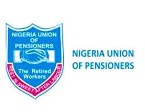 NUP Nigeria Union of Pensioners