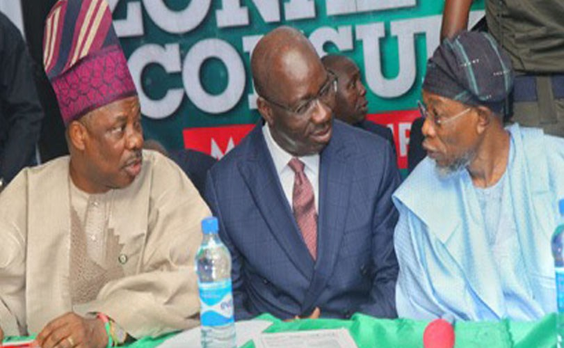 Obaseki hosts Panel as APC flags off public hearing