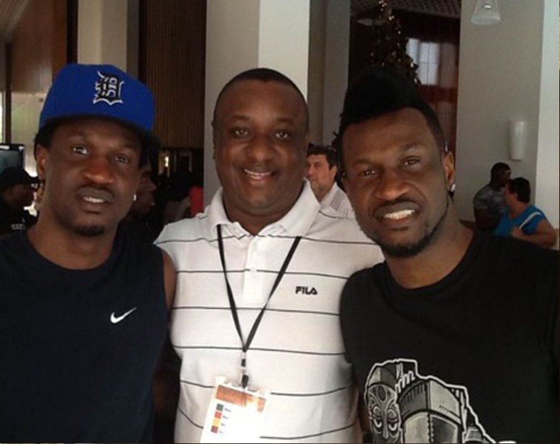 P-square's Lawyer release official statement