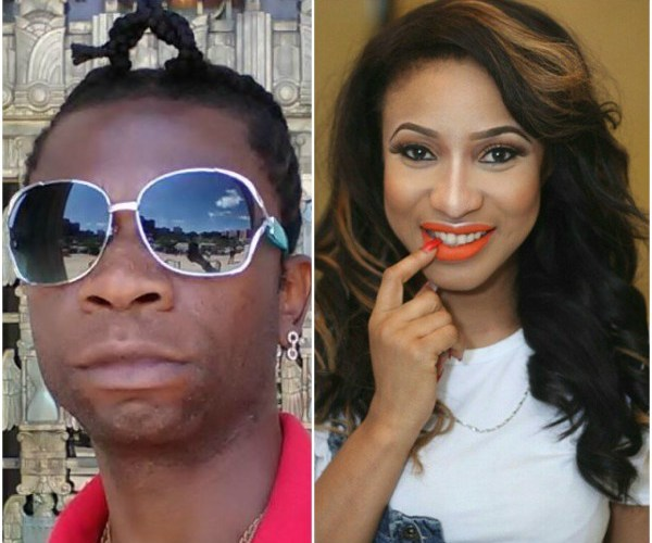 Speed Darlington once again expresses love to Tonto Dikeh