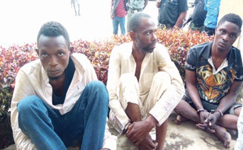 How We Killed Three College Students For N15 million In Ondo – Suspects