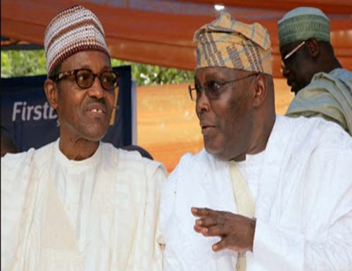 atiku and buhari