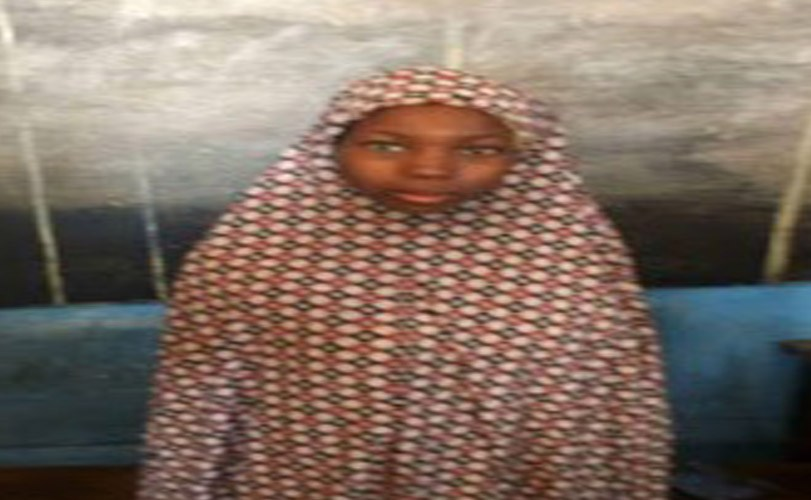 Photo: 16-year-old girl found in Katsina with legs shackled