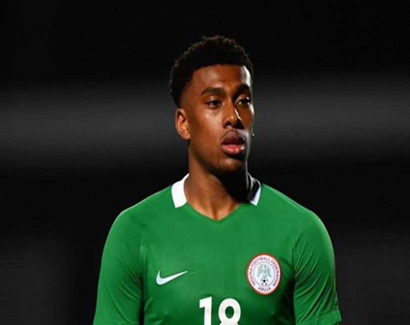 Alex Iwobi Rated Ahead Of Hazard, Ozil And Others In Europe