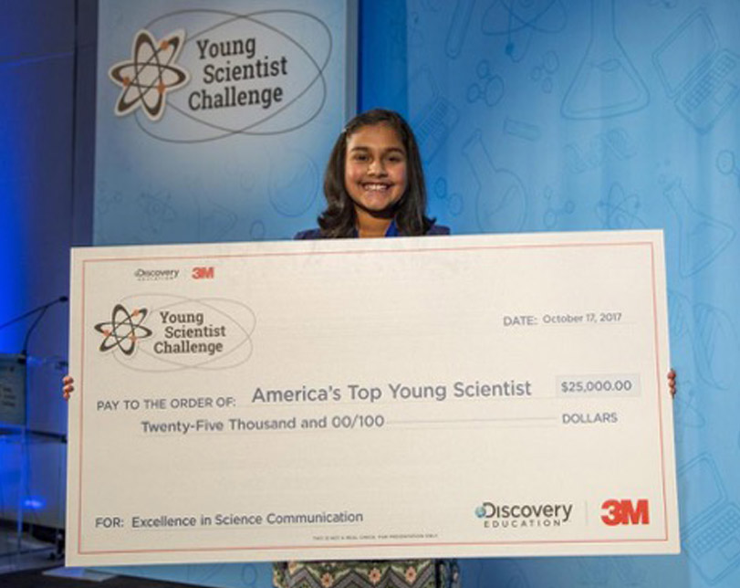 Meet 'America's Best Young Scientist'