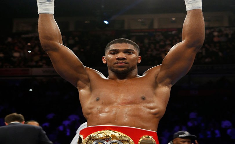 Controversy as Joshua retains world heavyweight titles