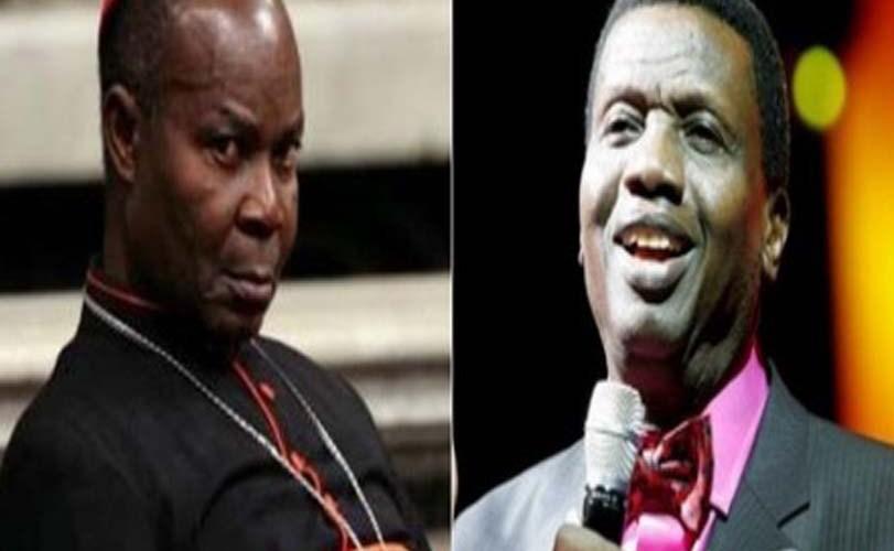 Cardinal Okogie blasts Pastor Adeboye
