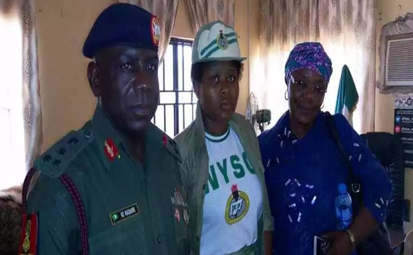 Corps member rescued from kidnappers In Nasarawa State