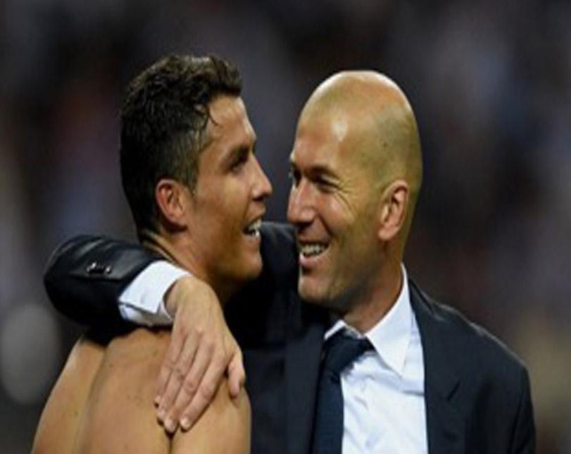 Zidane quits Real Madrid