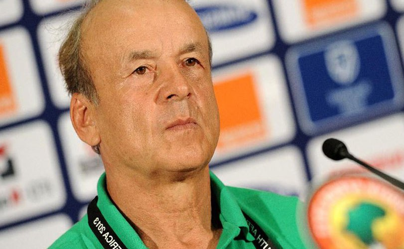 Gernot Rohr dedicates World Cup qualification to the ex-keeper of Super Eagles