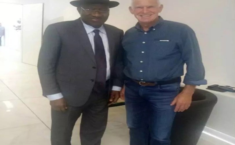 Jonathan arrives Greece for 2017 Rhodes Forum