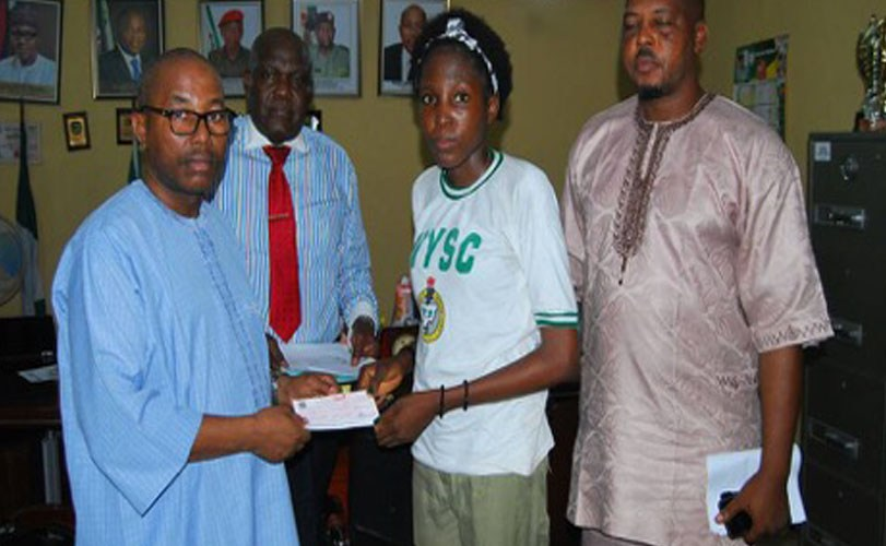 NYSC supports corps member with 3.5m Naira for Heart Surgery