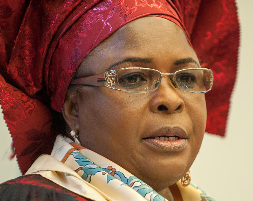 Supreme Court affirms interim forfeiture of Patience Jonathan's $8.4m