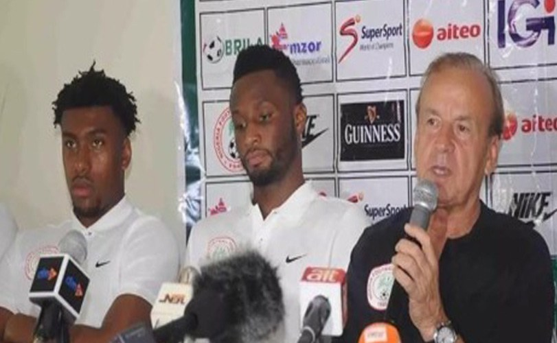 Rohr ready to drop Mikel Obi, Ighalo