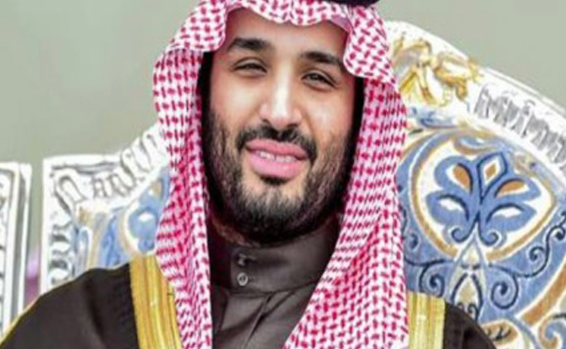 Saudi Prince Salman pledges moderate Islam