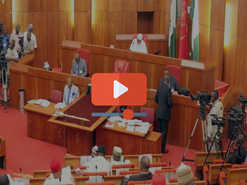 Nigerians react in outrage as senate proposes death penalty for Hate Speech offenders