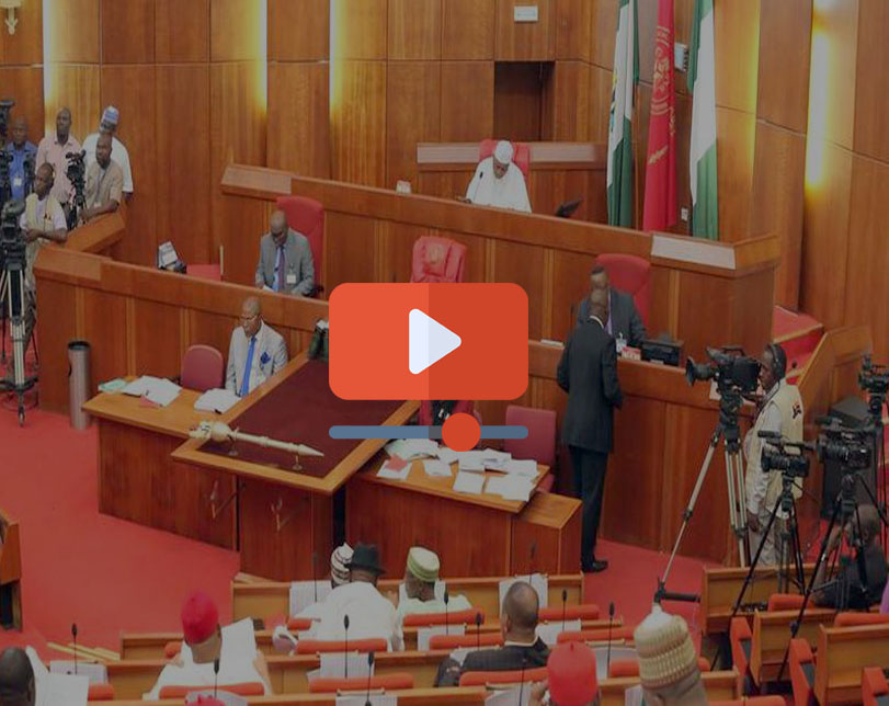 National Assembly – Live Senate Plenary