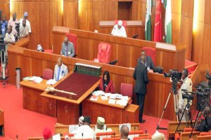 Senate asks Supreme Court to reinstate Onnoghen, says Buhari can't remove CJN