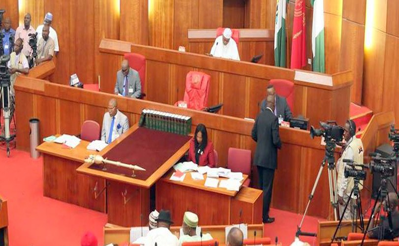 Senate's resolutions on security