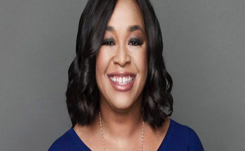 Shonda Rhimes: Third Black Woman Inducted to The TV Hall of Fame