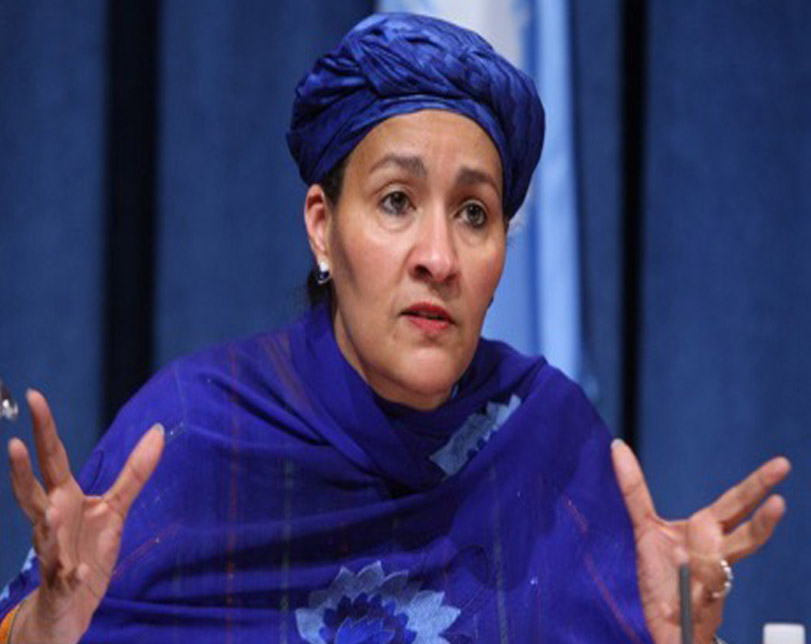 Rising debt: Nigerians react to Amina Mohammed's statement