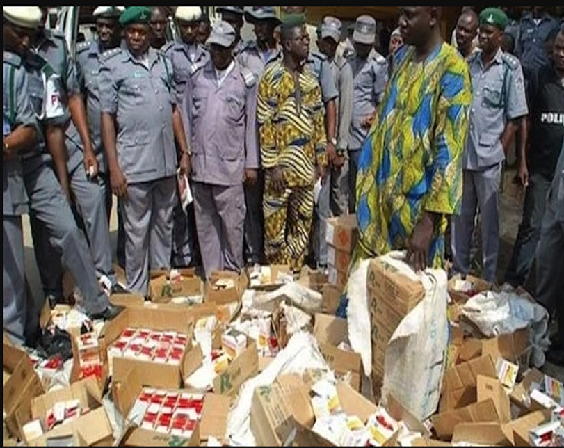 Customs seizes contraband worth N81m