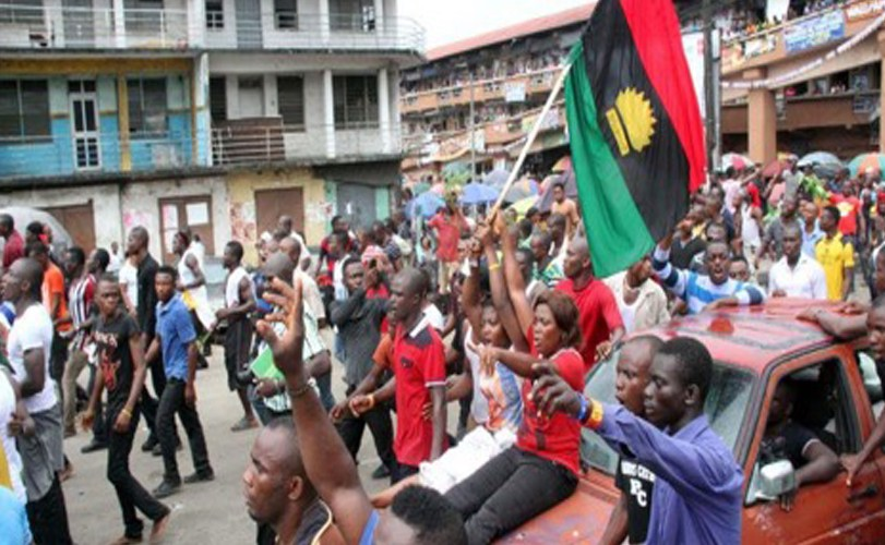 Biafra: We are not fooled by President Buhari's visit – MASSOB