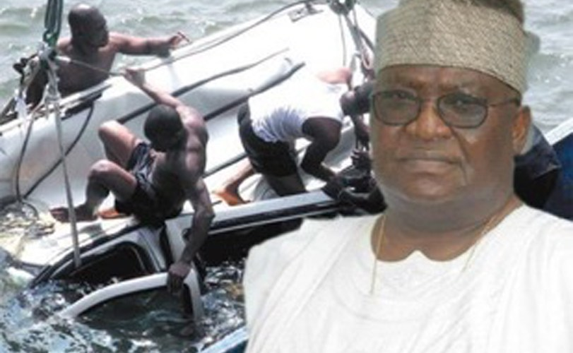 Body of Air Vice Marshal Funsho Martins recovered from Lagos Lagoon