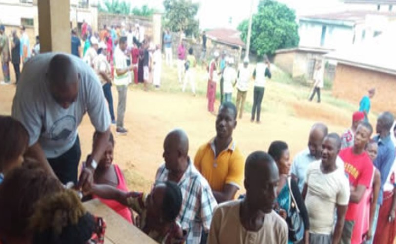 Anambra Election: Large Turnout as Anambra Voters Defy IPOB Threats