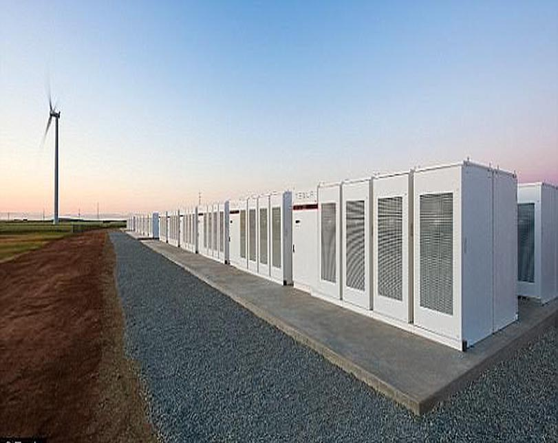 Elon Musk's Tesla completes construction of the world's biggest battery in Australia..
