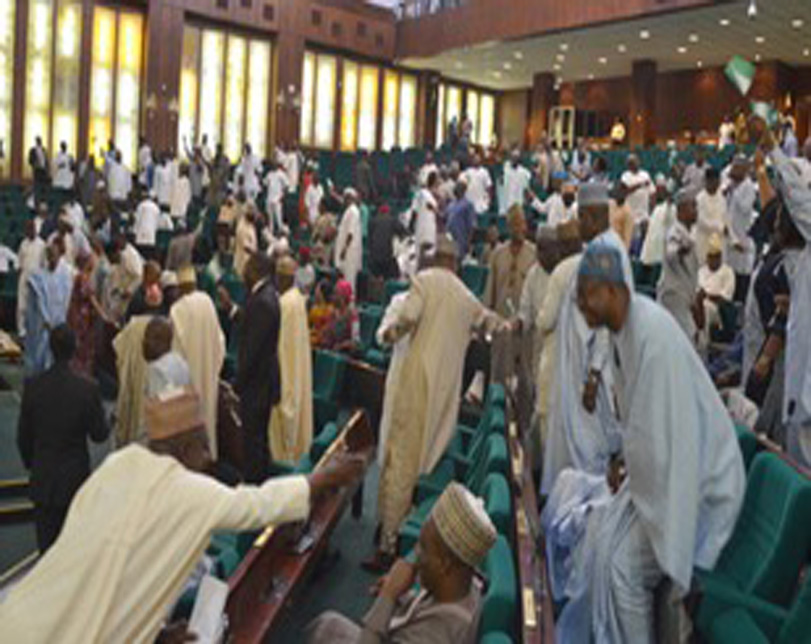 Poll sequence: Reps to vote on Buhari's rejection of assent
