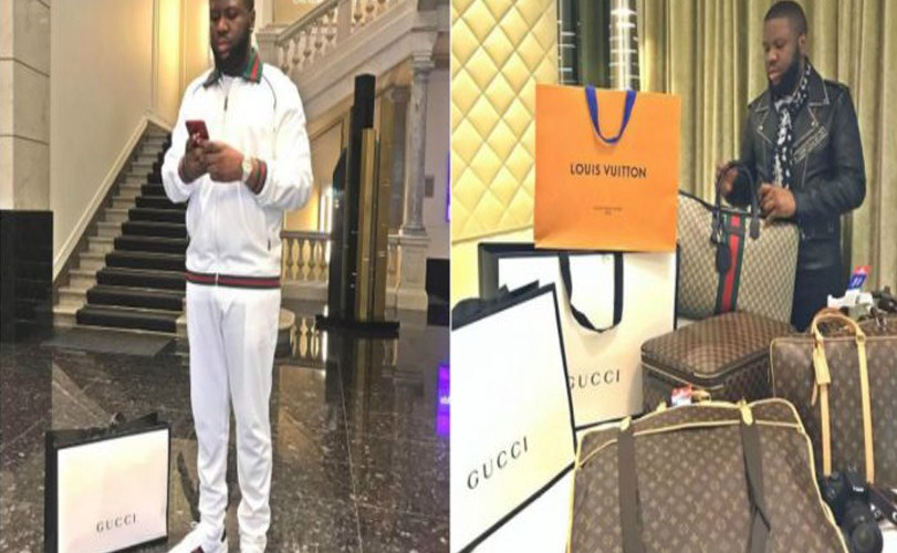 """Hushpuppi Spends on Gucci & Versace but Never His Son""- Babymama Joins the Fray"