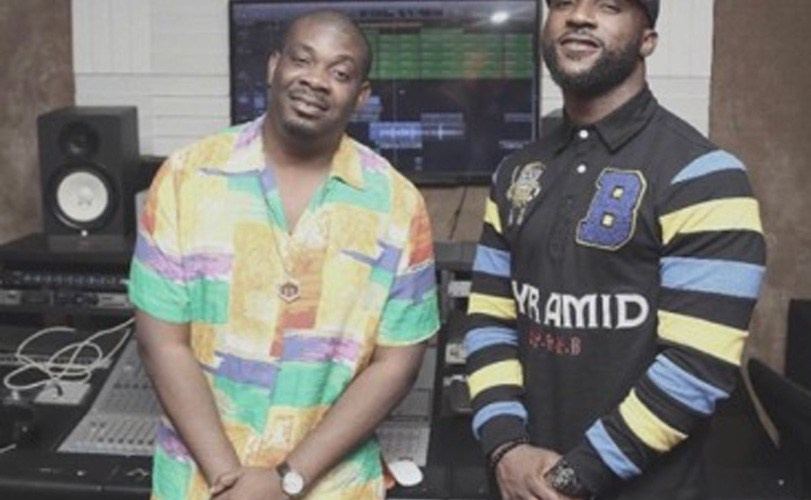 One year after, all is not well between Iyanya and Don Jazzy's Mavin records