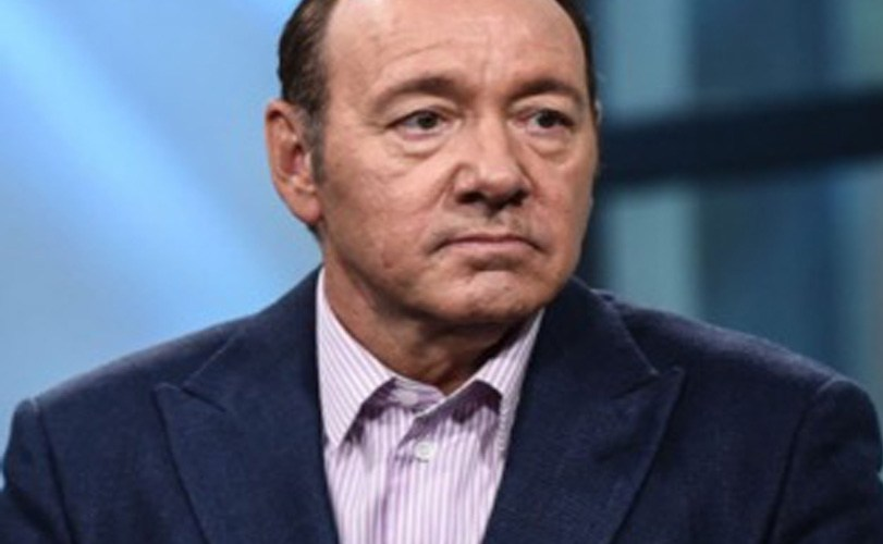 "Kevin Spacey to take a break from acting ""to seek evaluation and treatment"""