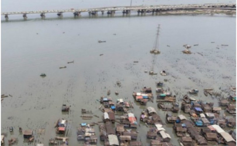 Man buys lagos lagoon for N787million from Fraudsters