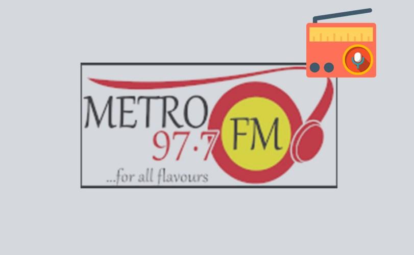 Metro 97.7 FM Lagos