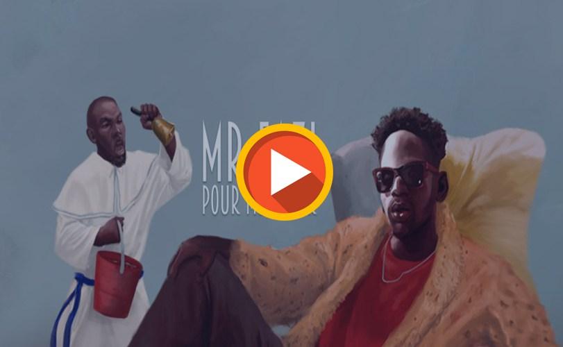 Mr Eazi – Pour Me Water (Audio)