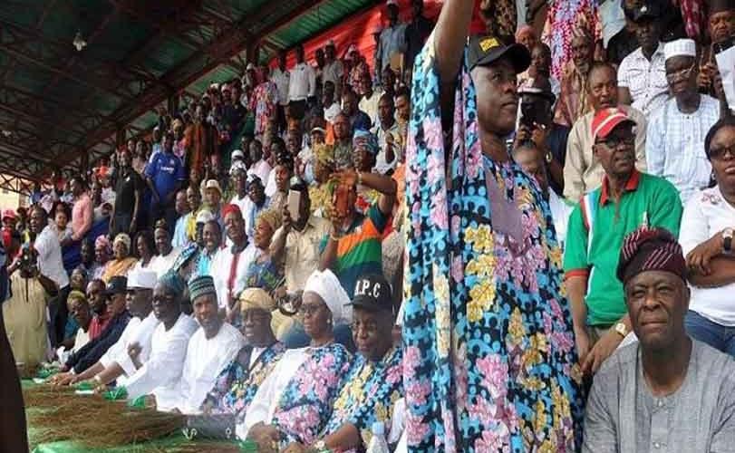 It's Official! Musiliu Obanikoro Dumps PDP For APC