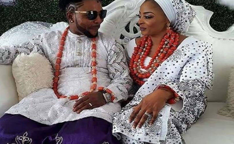 #ON2017: Photos from Nigerian singer, Oritsefemi's traditional wedding ceremony