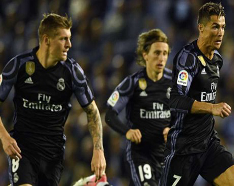 Real Madrid stunned as Zidane quits at the top