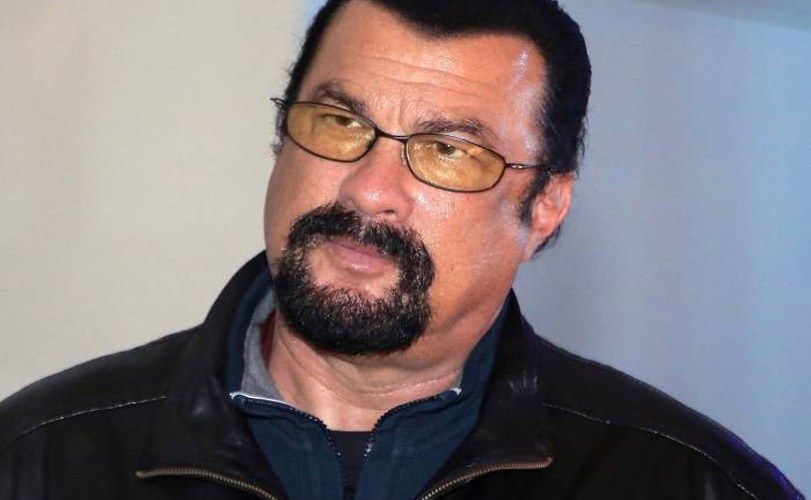 US actor Steven Seagal hit by sexual harassment allegations