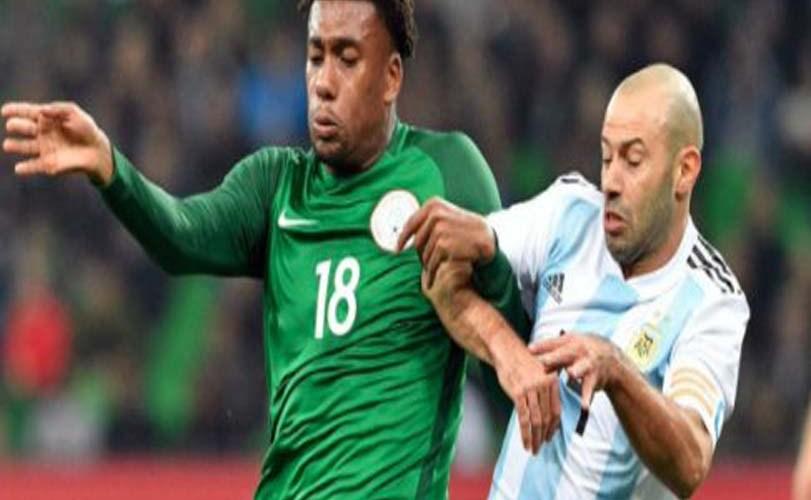 Czech Republic beat Nigeria in World Cup warm-up match