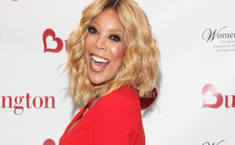 Wendy Williams collapses live on 'The Wendy Williams Show'