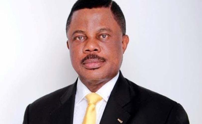 Ezeife backs Obiano's second term bid