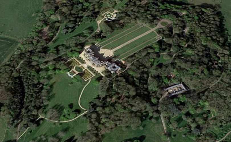Several feared dead as helicopter and plane collide in mid-air over Rothschild family's Buckinghamshire country house