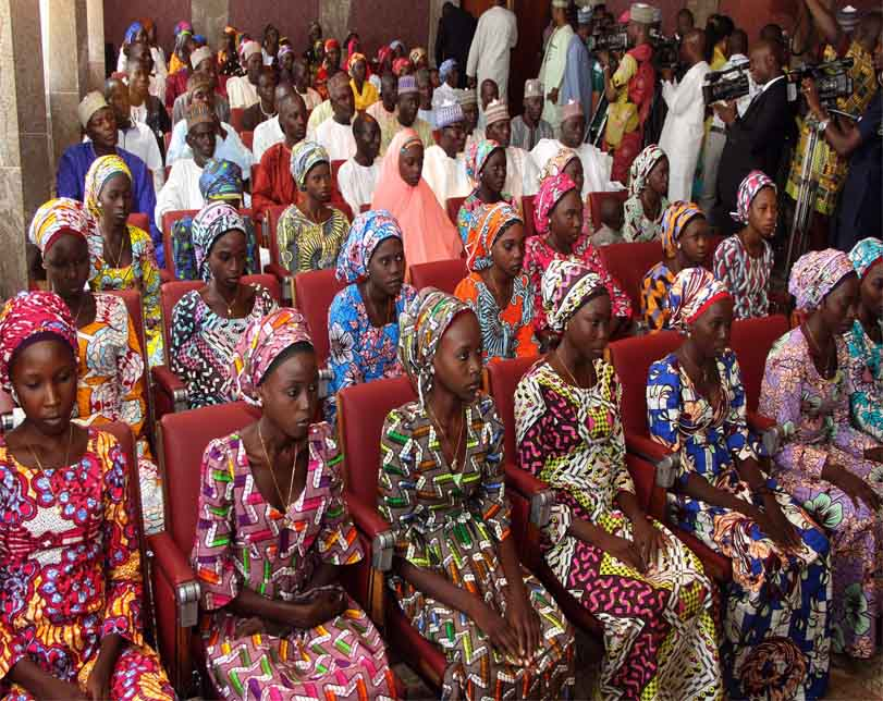We're Still Negotiating For Chibok Girls, Leah Sharibu, Others' Release – Presidency
