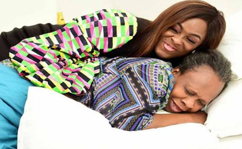 BBNaija's Uriel writes tear-inducing open letter to her mum who is suffering from Dementia